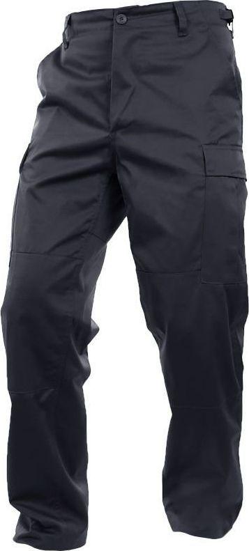 Mil-Tec Mil-Tec Spodnie BDU Wzmocnione Granatowe S 1