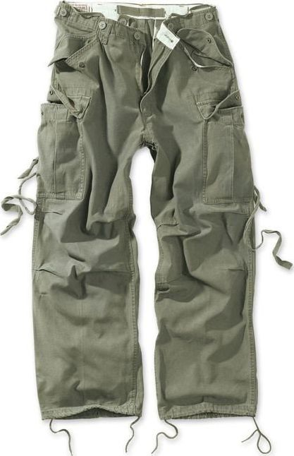 Surplus Surplus Spodnie M65 Vintage Olive XXL 1