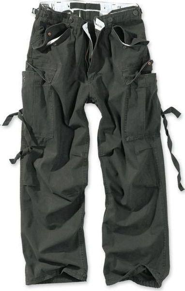 Surplus Surplus Spodnie M65 Vintage Czarne XXL 1