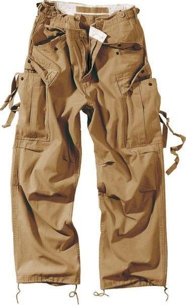 Surplus Surplus Spodnie M65 Vintage Khaki XL 1