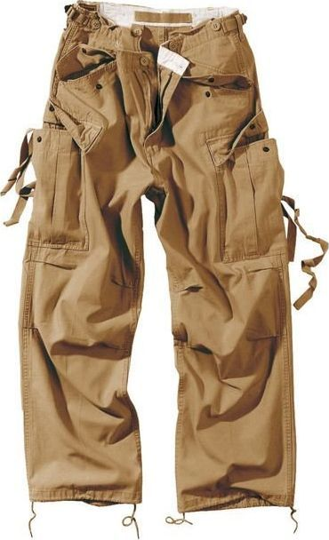 Surplus Surplus Spodnie M65 Vintage Khaki L 1