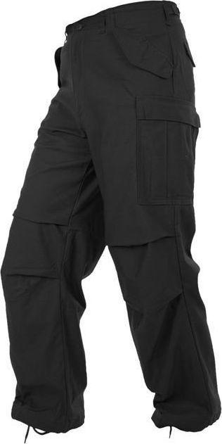 Teesar Teesar Spodnie M65 NYCO Czarne M 1