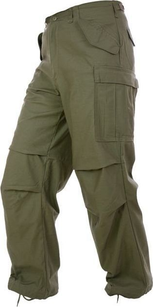 Teesar Teesar Spodnie M65 NYCO Olive XXL 1