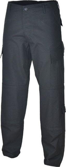 Teesar Teesar Spodnie ACU Rip-Stop Czarne XL 1