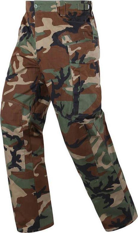 Texar Texar Spodnie Taktyczne SFU Rip-Stop Woodland M Long 1