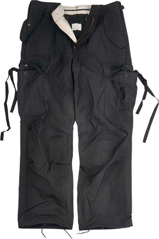 Texar Texar Spodnie M65 NyCo Czarne M Long 1