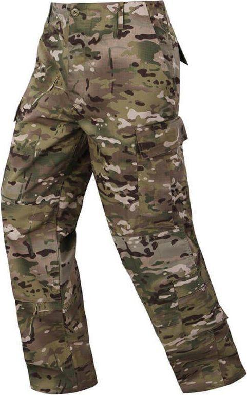 Texar Texar Spodnie ACU Rip-Stop Multicam XXL 1