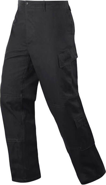 Texar Texar Spodnie ACU Rip-Stop Czarne XS 1