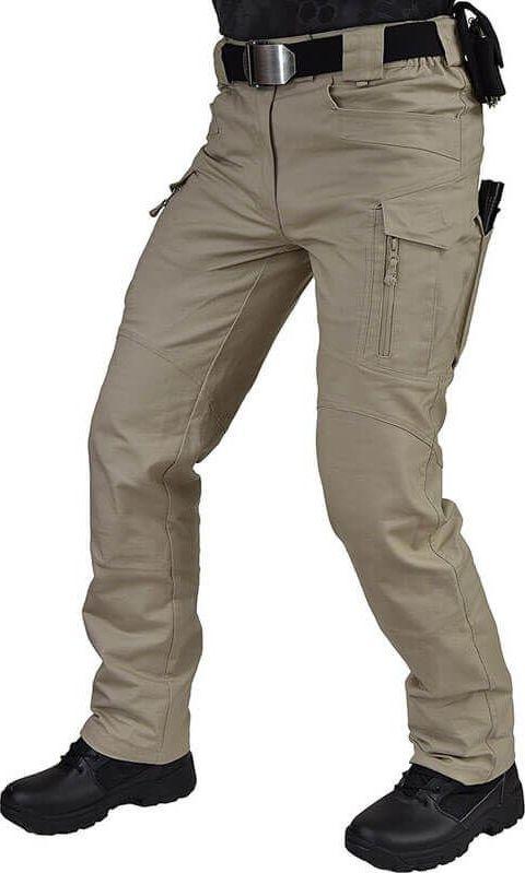Texar Texar Spodnie Taktyczne Elite Pro Khaki S 1