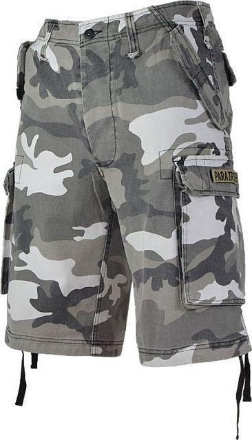 Mil-Tec Mil-Tec Szorty Bermudy Paratrooper Urban (Metro) XXL 1