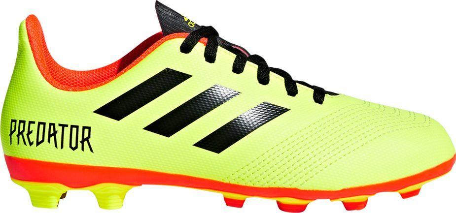 Adidas Buty piłkarskie adidas Predator 18.4 FxG JR DB2321 38 1
