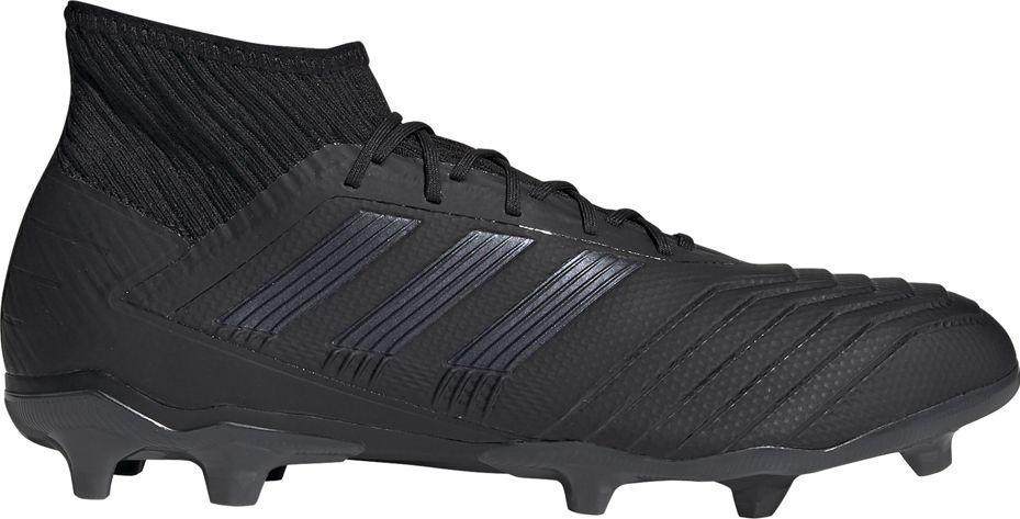 Adidas Buty piłkarskie adidas Predator 19.2 FG czarne F35603 42 1