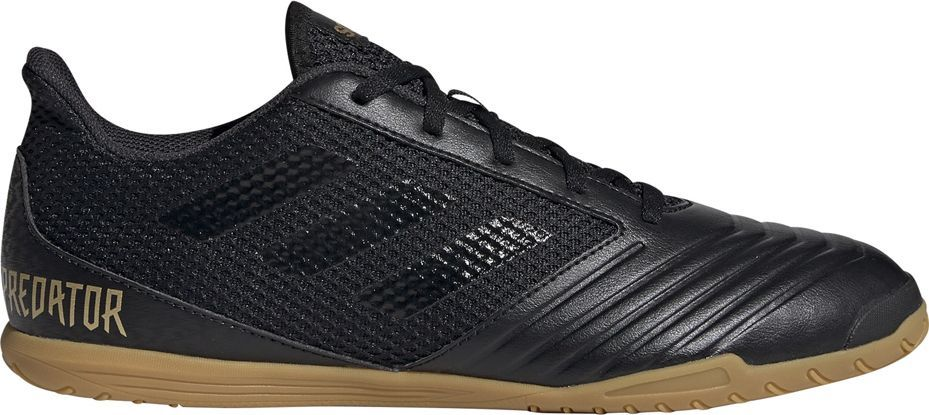 Adidas Buty piłkarskie adidas Predator 19.4 IN czarne F35633 43 1/3 1