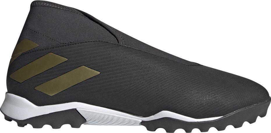 Adidas Buty piłkarskie adidas Nemeziz 19.3 LL TF czarne EF0386 43 1/3 1