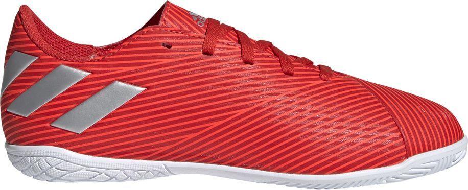 Adidas Buty piłkarskie adidas Nemeziz 19.4 IN JR czerwone F99938 30 1
