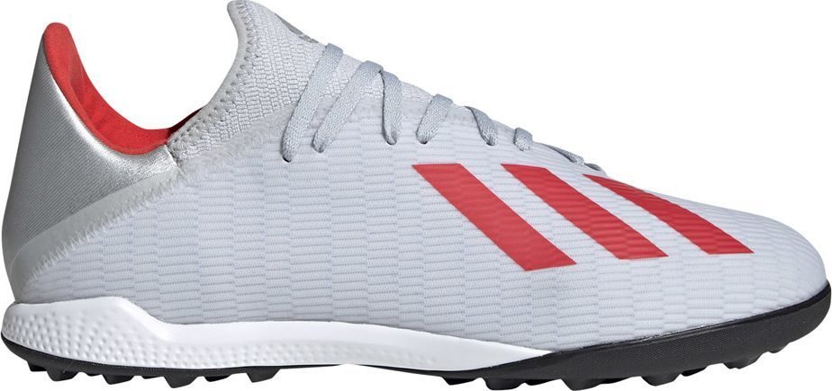 Adidas Buty piłkarskie adidas X 19.3 TF srebrne F35374 40 1