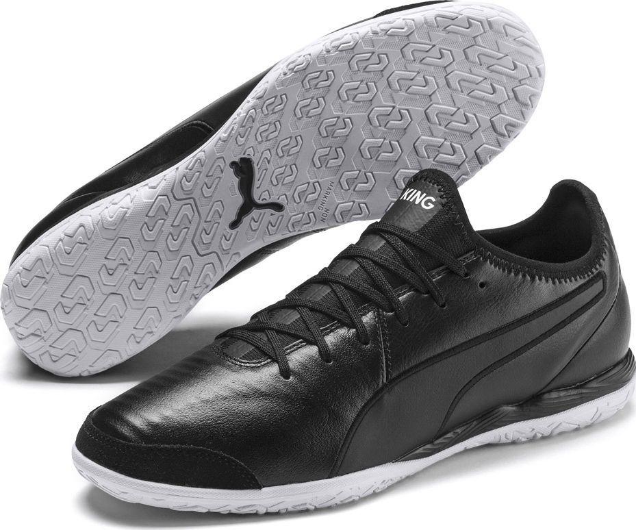 Puma Buty piłkarskie Puma King Pro IT czarne 105669 01 41 1