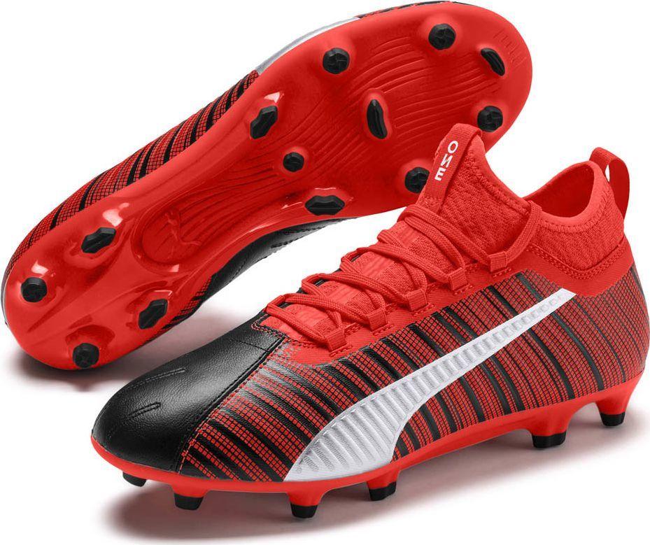 Puma Buty piłkarskie Puma One 5.3 FG AG 105604 01 43 1