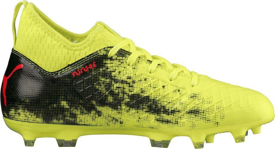 Puma Buty piłkarskie Puma Future 18.3 FG AG Jr 104332 01 38 1