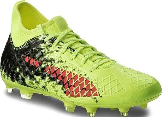 Puma Buty piłkarskie Puma Future 18.3 FG AG Fizzy 104328 01 42 1