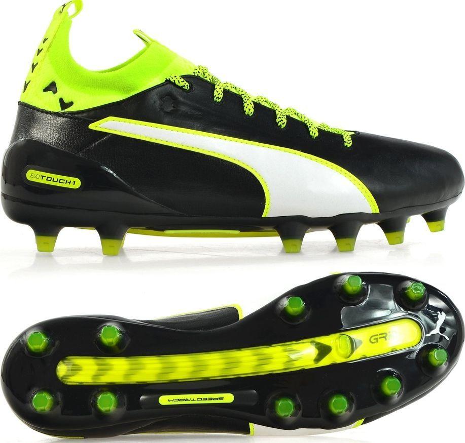 Puma Buty piłkarskie Puma Evo Touch 1 Fg 103672 01 43 1