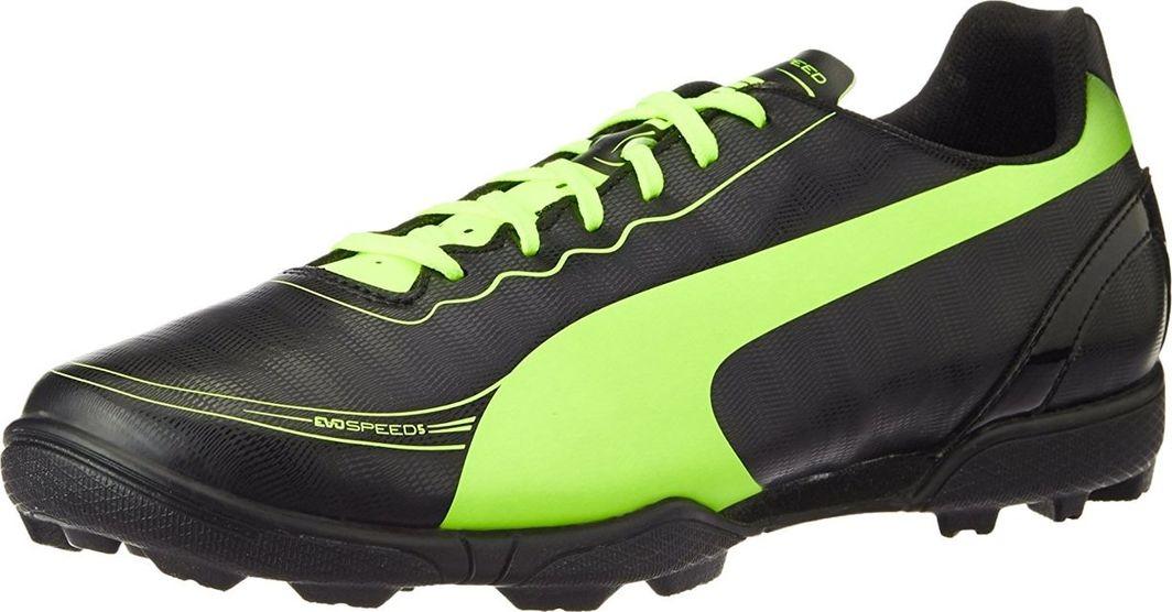 Puma Buty piłkarskie Puma EvoSpeed 5.2 TT 102878 01 Rozmiar 44 uniwersalny 1
