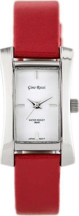 Zegarek Gino Rossi GINO ROSSI - VOLARE (zg533a) - RED uniwersalny 1