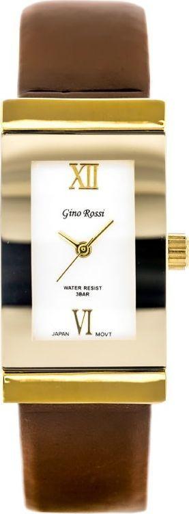 Zegarek Gino Rossi GINO ROSSI - ELITE (zg569e) uniwersalny 1