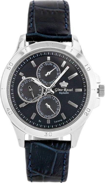 Zegarek Gino Rossi ZEGAREK DAMSKII GINO ROSSI E11407A(zg803b) uniwersalny 1