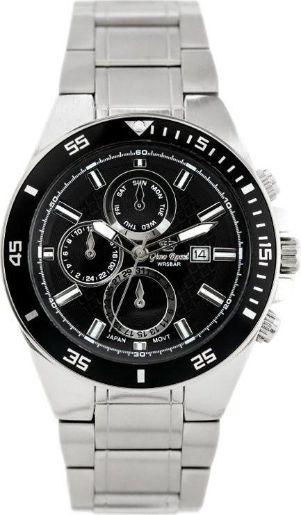 Zegarek Gino Rossi Hamman (128B-3C3)  1