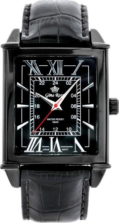 Zegarek Gino Rossi GINO ROSSI - GEORGIO (zg003h) uniwersalny 1