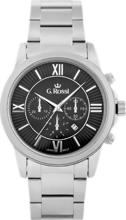Zegarek Gino Rossi G. ROSSI - 6846B (zg200c) uniwersalny 1