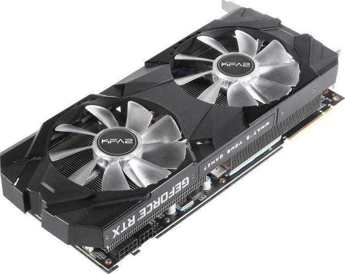 Karta graficzna KFA2 GeForce RTX 2080 SUPER EX 8GB GDDR6 (28ISL6MDU9EK) 1