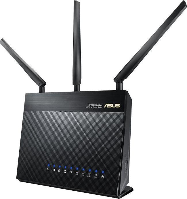 Router Asus RT-AC68U 1