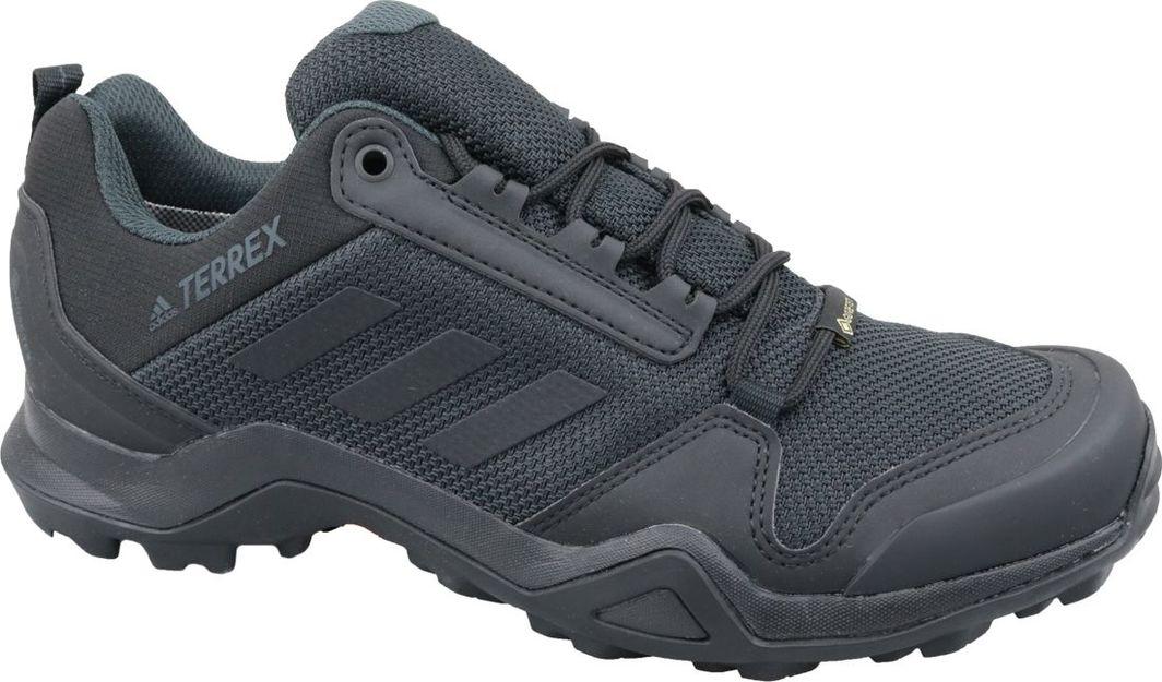 Adidas Buty męskie Terrex AX3 Gtx czarne r. 42 2/3 (BC0516) 1
