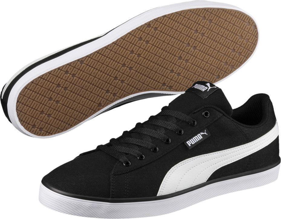 Puma Buty męskie Urban Plus Cv czarne r. 44.5 (366414 02) 1