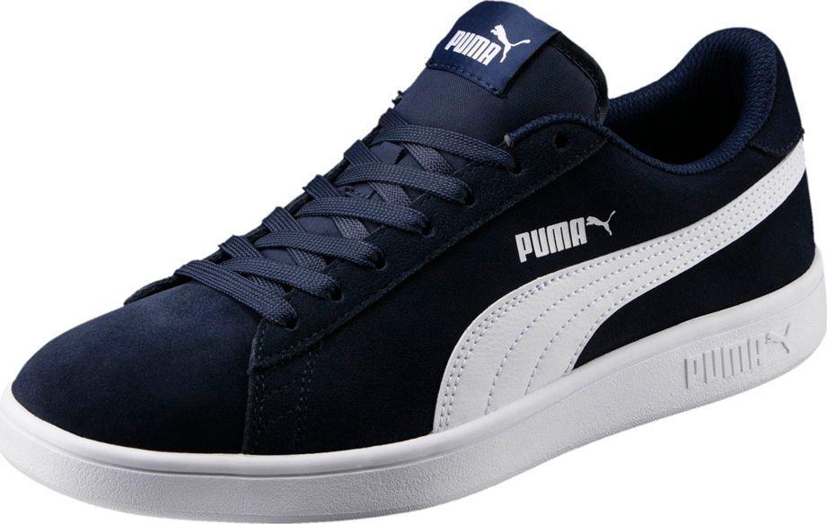 Puma Buty męskie Smash V2 Peacoat White r. 44.5 (364989 04) 1