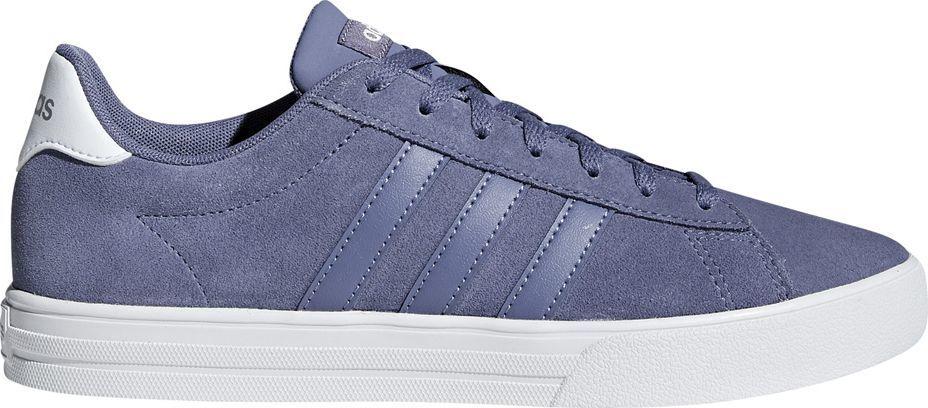 Adidas Buty damskie Daily 2.0 fioletowe r. 37 1/3 (F34739) 1