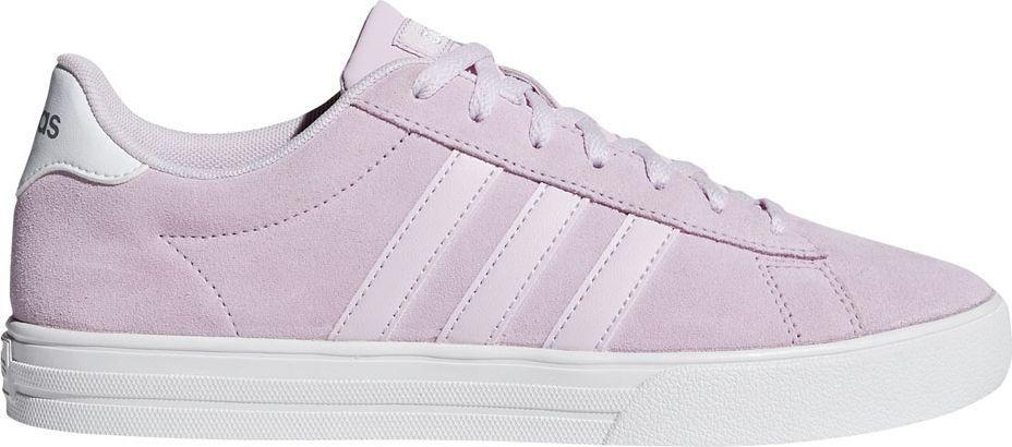 Adidas Buty damskie Daily 2.0 różowe r. 36 2/3 (F34740) 1