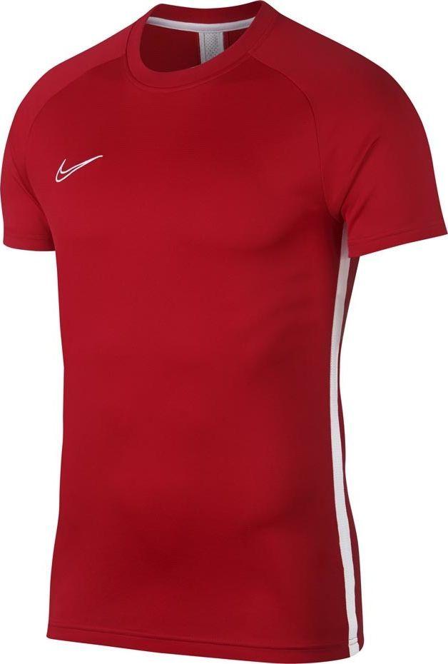 Nike Koszulka męska M Dry Academy SS czerwona r. S (AJ9996 657) 1