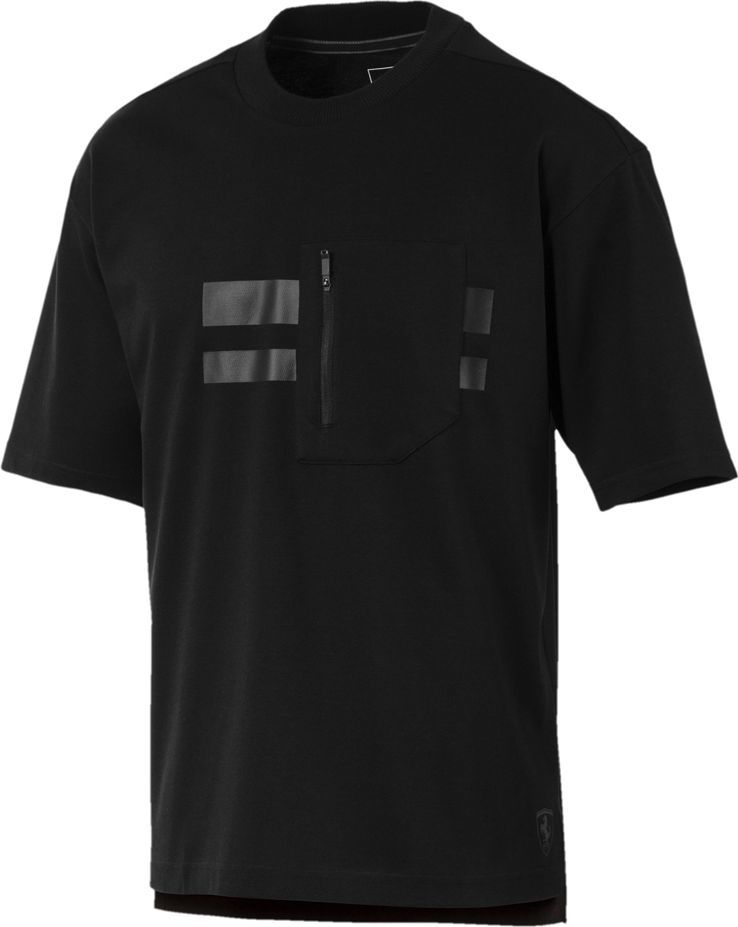 Puma Koszulka męska Ferrari Life Tee czarna r. S (576679 02) 1