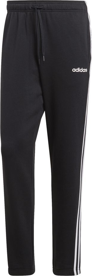 Adidas Spodnie męskie Essentials 3S T Pant Ft czarne r. M (DQ3078) 1