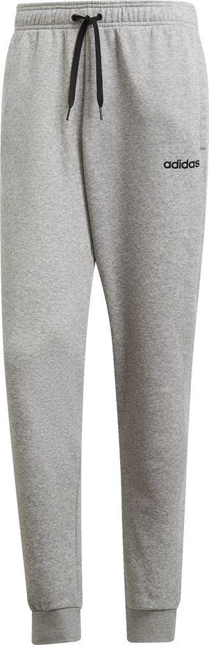 Adidas Spodnie męskie Essentials Plain T Pant FL szare r. S (DQ3061) 1