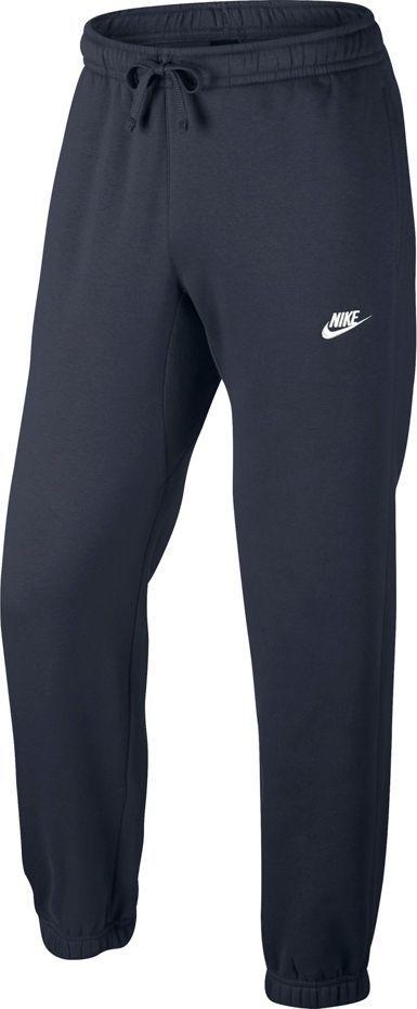 Nike Spodnie męskie Pant Cf Flc Club granatowe r. S (804406-451) 1
