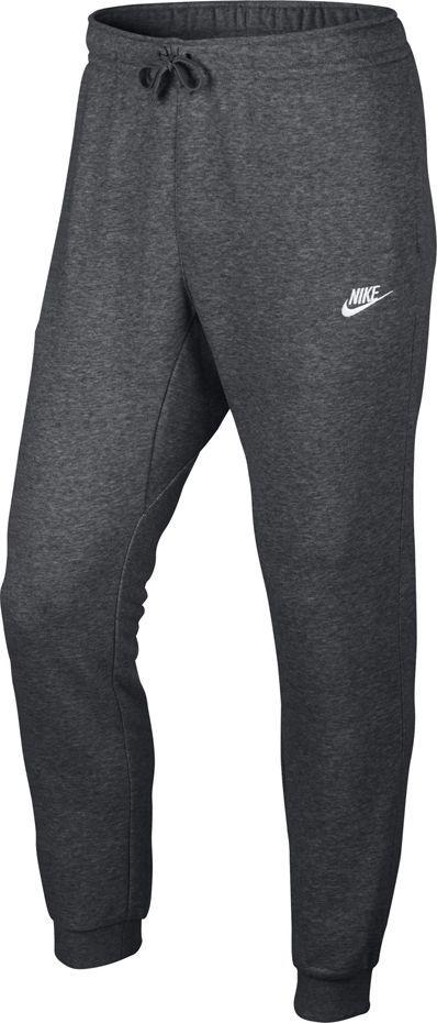 Nike Spodnie męskie Nsw Jggr Ft Club szare r. S (804465-071) 1