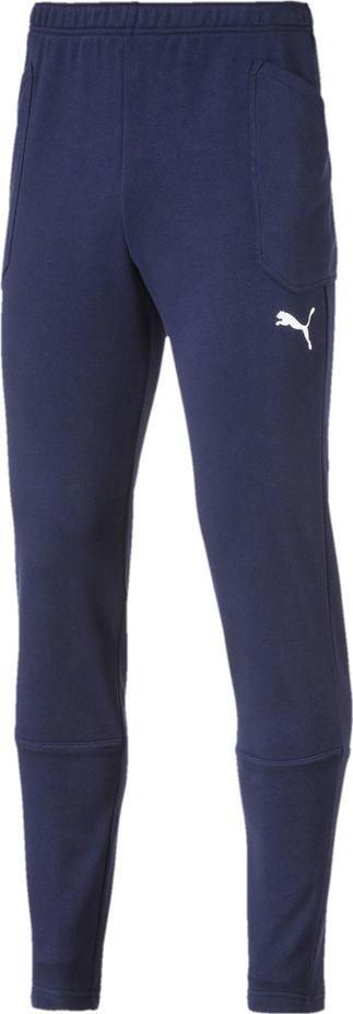 Puma Spodnie męskie Liga Casuals Pants granatowe r. 2XL (655319-06) 1
