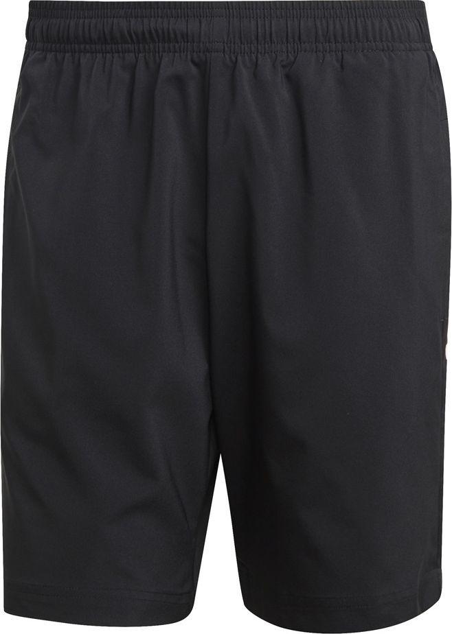 Adidas Spodenki męskie Essentials Linear Chelsea czarne r. S (DQ3074) 1