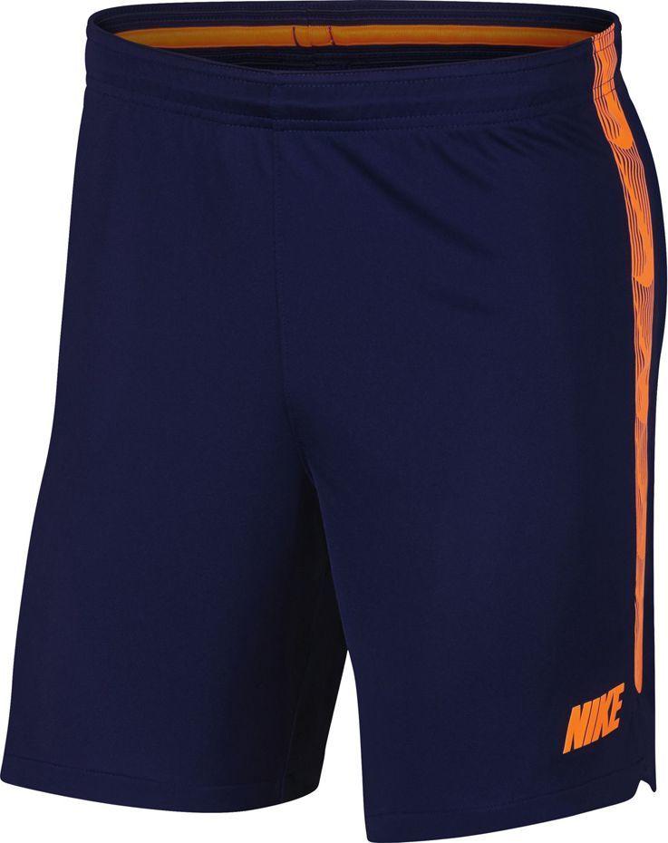 Nike Spodenki męskie Nike Dri-FIT Squad granatowe BQ3776 492 M 1