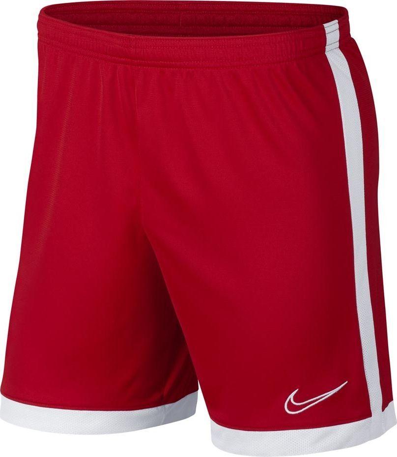 Nike Spodenki męskie M Dry Academy czerwone r. XL (AJ9994 657) 1