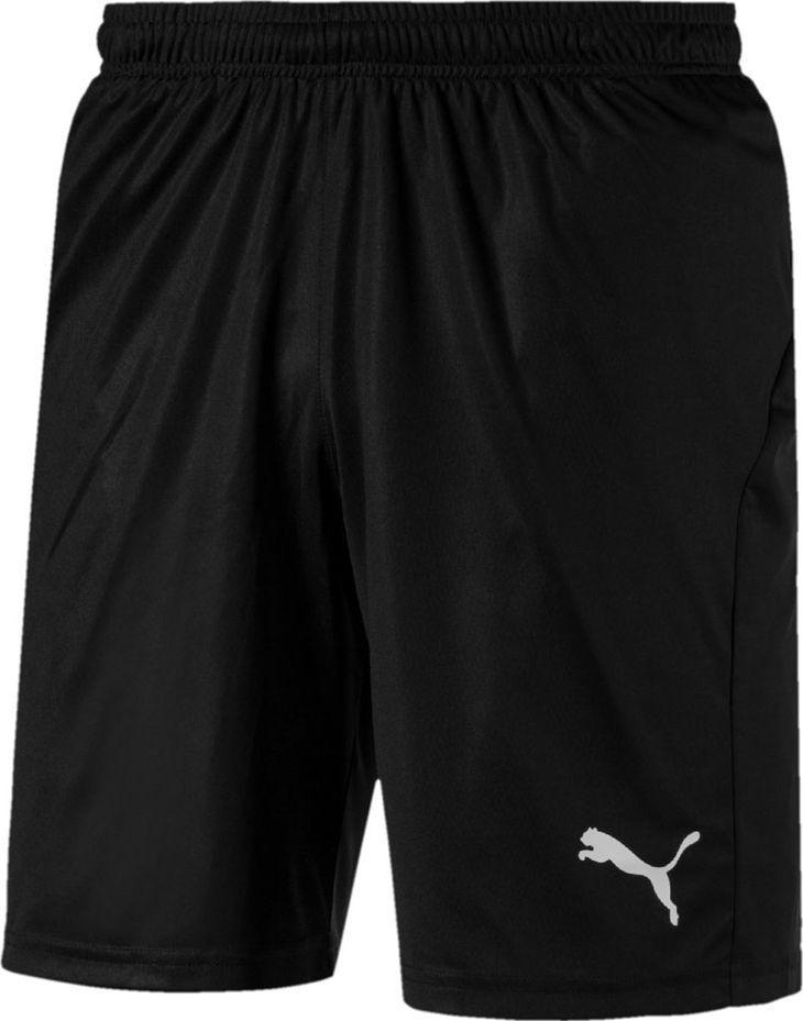 Puma Spodenki męskie Puma Liga Shorts Core czarne 703436 03 L 1